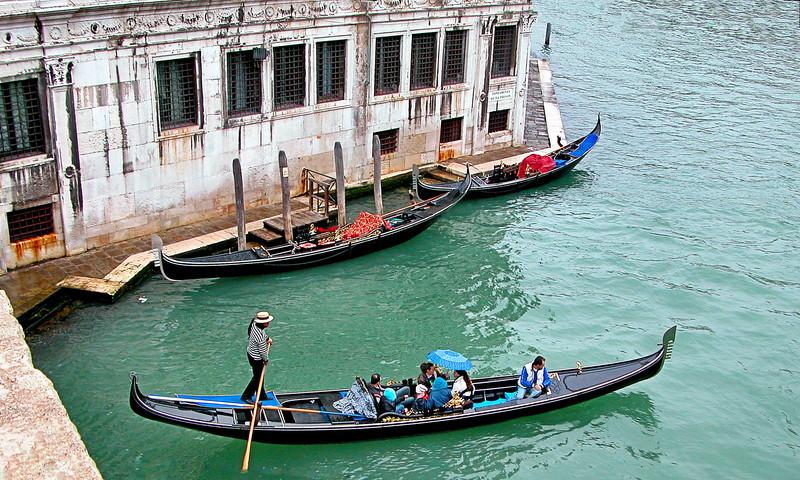 Gondola Ride - Venice / Italy