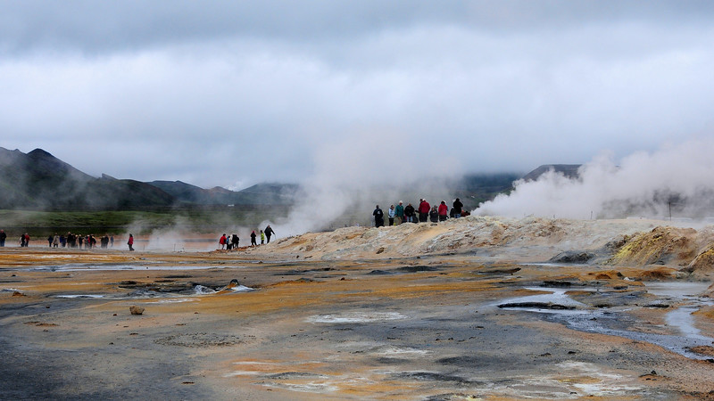 Boiling Earth / Iceland