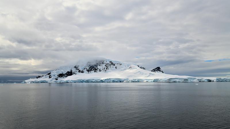 Approaching Antarctica