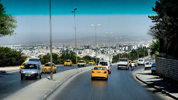 Modern Tunis / North Africa