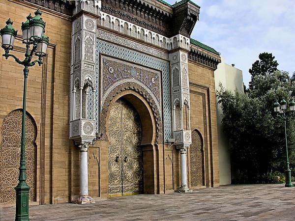 Palais Royal De Casablanca / Morocco