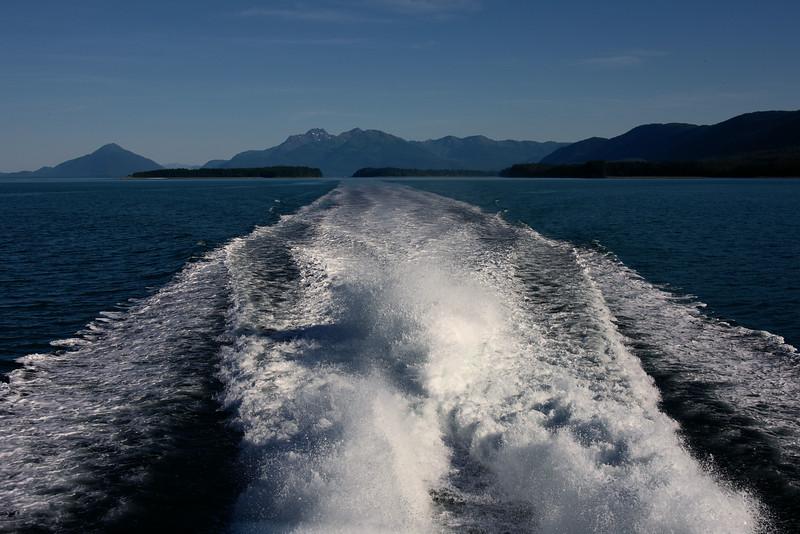Klondike Express Catamaran / Alaska
