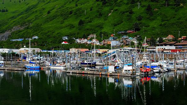 St. Paul Harbor - Kodiak / Alaska