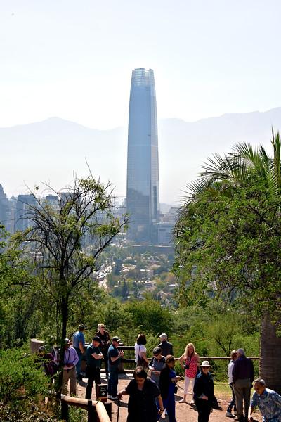 Gran Torre - Santiago / Chile