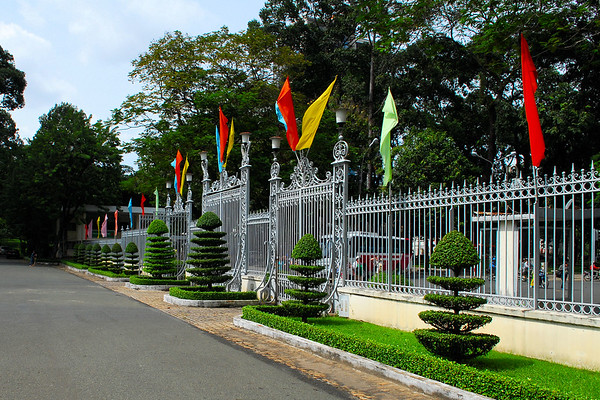Presidential Palace Gate - Saigon / Vietnam