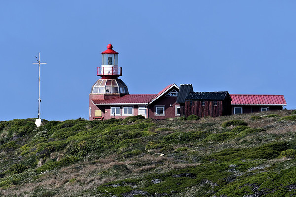 Cabo de Hornos Lighthouse / Cape Horn