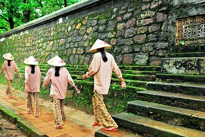 Imperial Garden - Hue / Vietnam