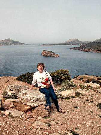 Cape Sounion / Greece