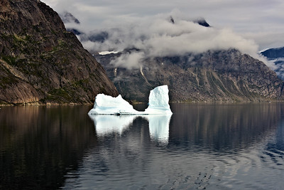 Water, Ice, and Clouds / Greenland