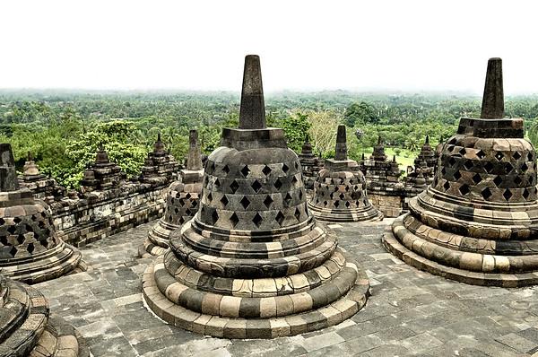 Borobudur Temple / Indonesia