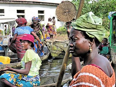Cotonou - Benin / Africa