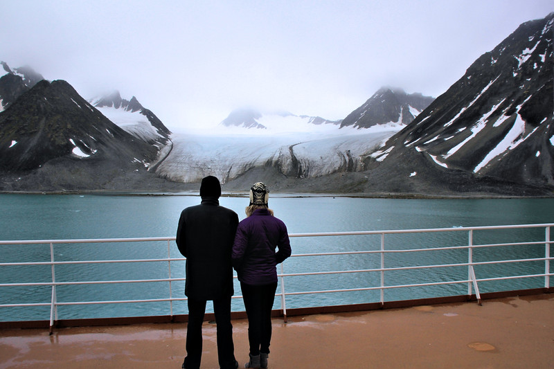 Magdalena Fjord  - Spitsbergen / Norway