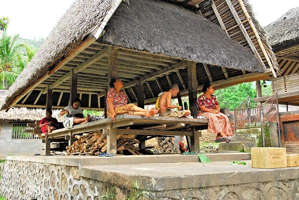 Indigenous Village Tenganan - Pegrigsingan / Bali