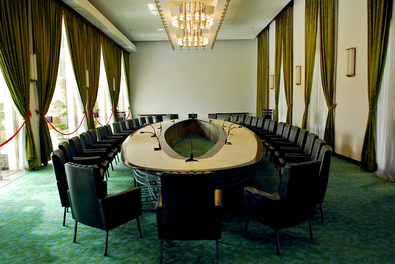 Palace Conference Room - Saigon / Vietnam