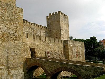 Castelo de S. Jorge - Lisbon / Portugal