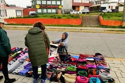 Sidewalk Sale - Punta Arenas / Chile