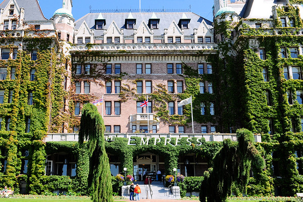 The Empress Hotel - British Columbia / Canada