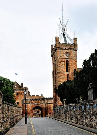 Linlithgow Palace / Scotland