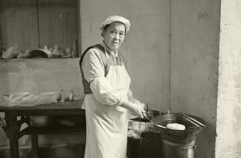 6) Women Cooking