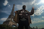 Paris suicide bomber