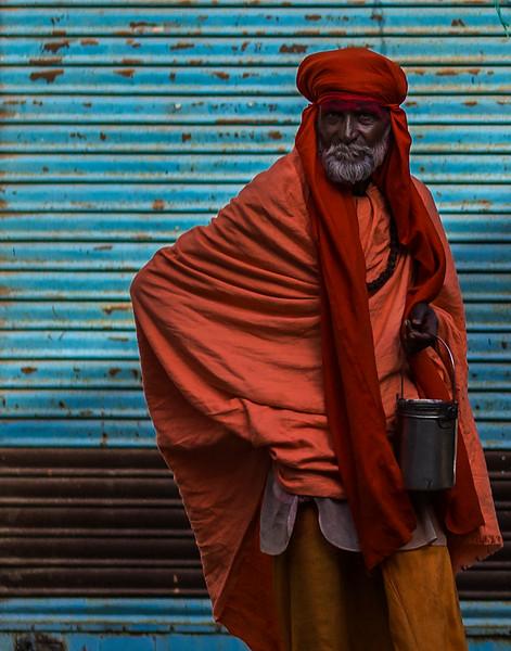 Red Sadhu