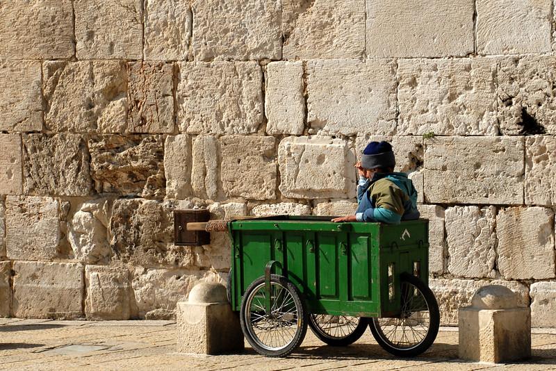 Jerusalem. February 2008