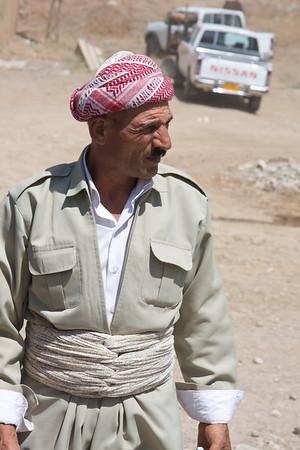 Iraq/Iran Border. August 2008