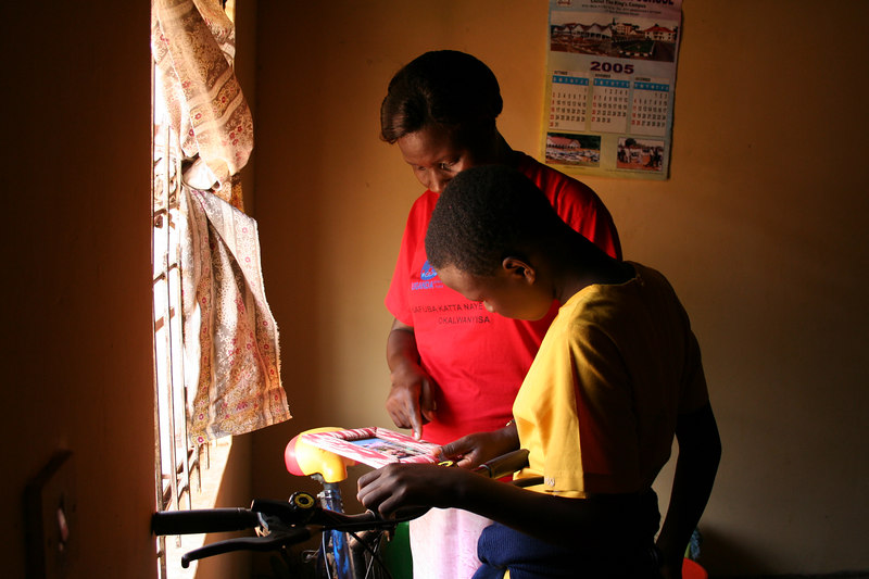 Uganda. November 2006