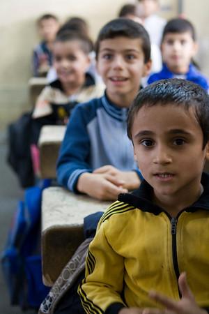 Erbil, Iraq. November 2009