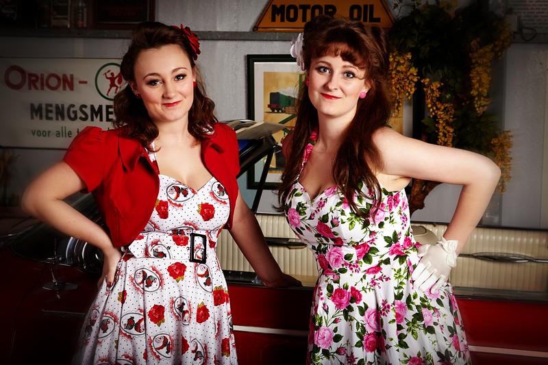 Yvette & Isabelle