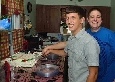 Dan's Graduation Party