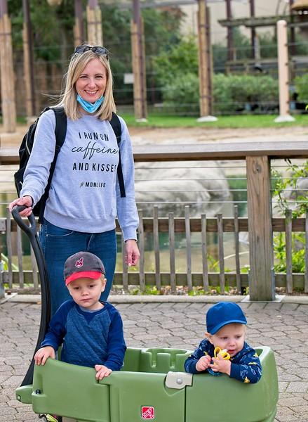 Jenny at the Zoo