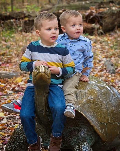 Zemia Family Photos at the Zoo