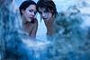 Model and makeup: Olga and Chiara