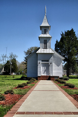 IMG#0091 Community Church, Hobgood, North Carolina