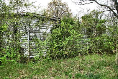 IMG#0095 Original Homestead 75+ years...still standing but vacant and neglected in 2009.