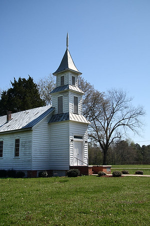 IMG#0090 Community Church in Hobgood, North Carolina