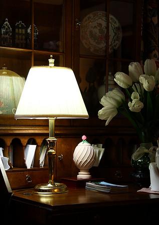 """Faye Harrell's """"Southern Charm Desktop"""""""