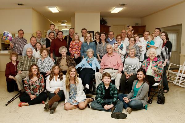 Harrell Family Reunion-April 16, 2016