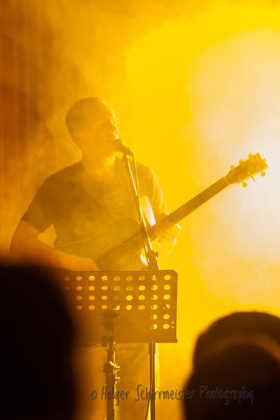 Konzert Lothar Kosse Band und Deeper in der Turn- und Festhalle Egenhausen