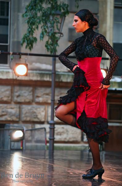 June 2013 Fete de Music Spanish Dancing 1ZC