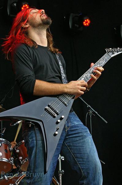 Geneve Music Festival June 2009 Guitar Player 2