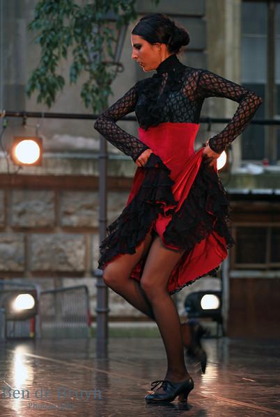 June 2013 Fete de Music Spanish Dancing 1B