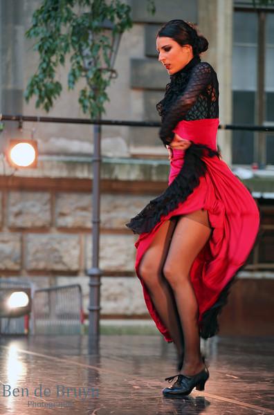 June 2013 Fete de Music Spanish Dancing 1ZF