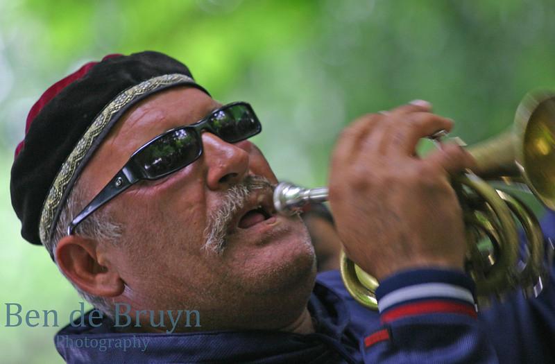 Geneve Music Festival June 2010 Trombone Player 1