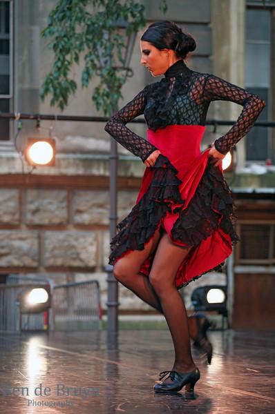 June 2013 Fete de Music Spanish Dancing 1ZE