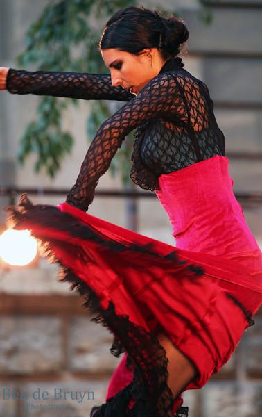 June 2013 Fete de Music Spanish Dancing 1O
