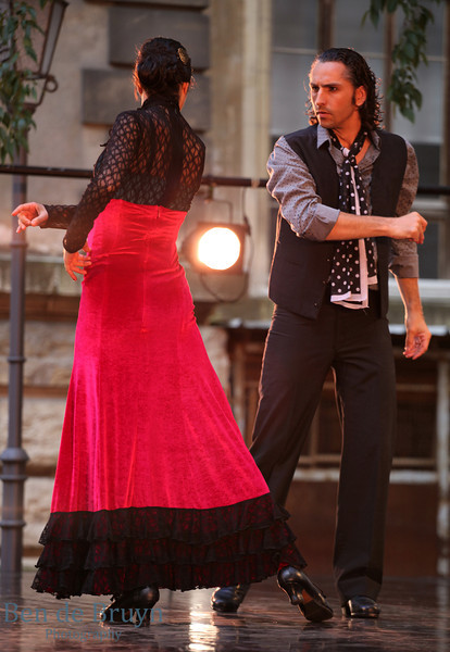 June 2013 Fete de Music Spanish Dancing 1C