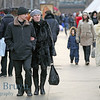 Moscow People: People on Manezhnaya Square