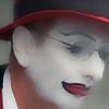 Paris: Montmartre clown 1 July 2012